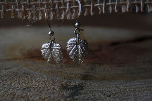 25_Earrings_Silver_Leaves_002