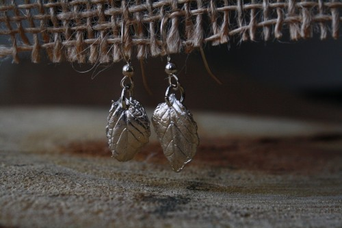 25_Earrings_Silver_Leaves_003